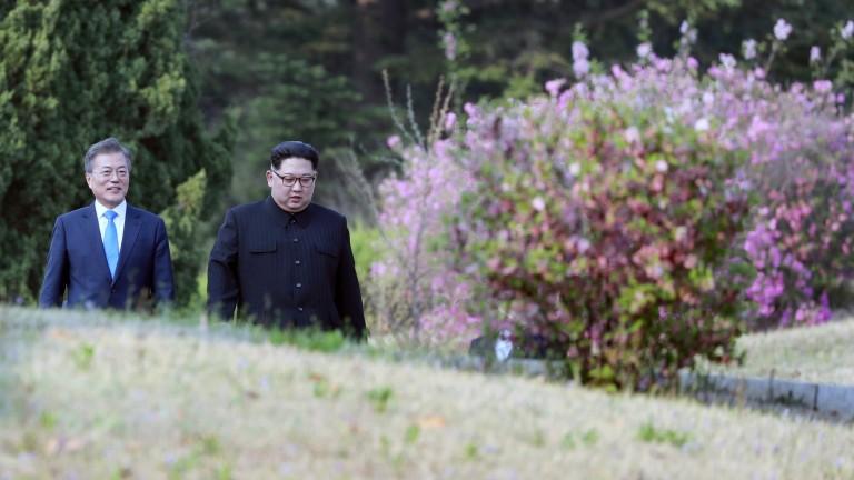 Партиите в Южна Корея разделени за резултатите от срещата на върха