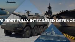 Япония провежда първо цялостно оръжейно изложение, противодейства на заплахи
