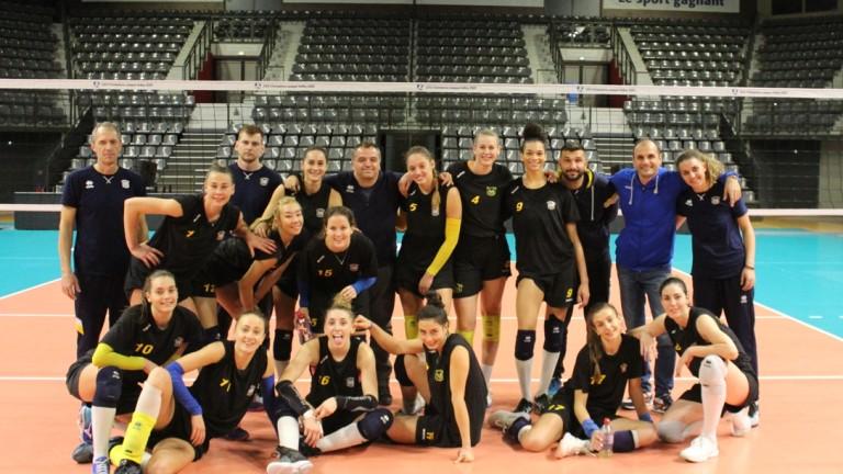 Марица приключи с участието си в Шампионската лига