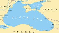 В Черно море потъна товарен кораб