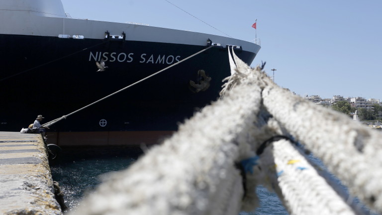 Министерството на корабоплаването предостави на гръцкото крайбрежно корабоплаване нов шанс