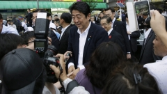 Частични избори в Япония