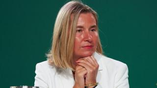 Могерини: Преспанското споразумение е уникална възможност, може да не се повтори