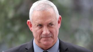 Ганц отхвърля коалиция с Нетаняху