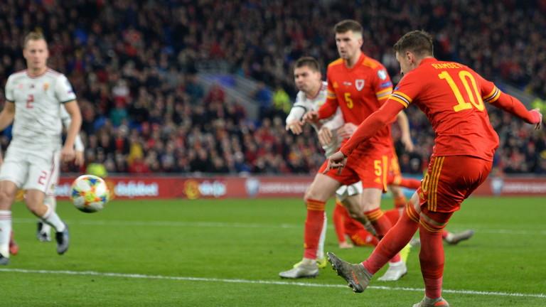 Уелс победи Унгария в ключов двубой от група