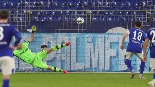 Шалке остана на крачка от чудото срещу Леверкузен, но отново не победи