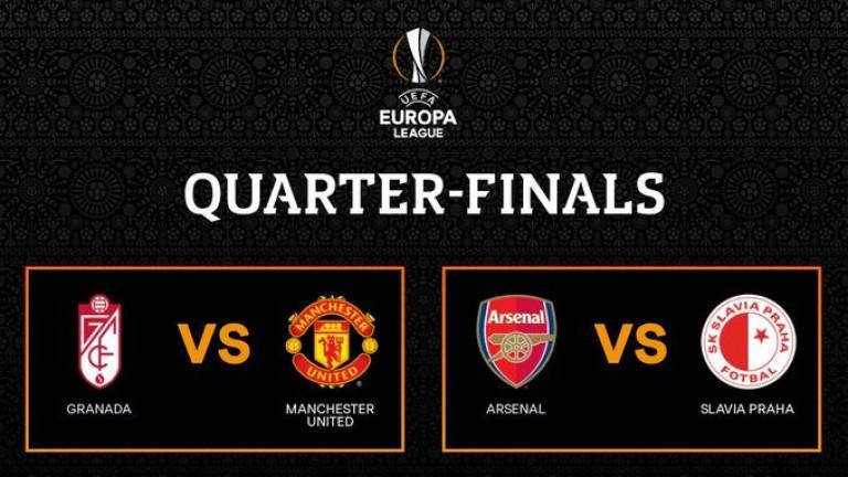 Гранада - Манчестър Юнайтед и Аякс - Рома в Лига Европа!