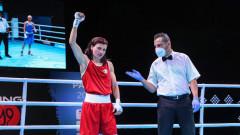 Стойка Кръстева победи виетнамка на старта на Токио 2020