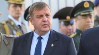 Каракачанов: Напрежението в Гълъбово е овладяно