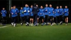 Левски с първа тренировка в Турция