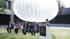 Google пуска интернет с балони на 100 милиона души