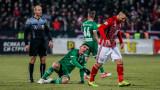 ЦСКА получил две оферти за 32-годишния Николай Бодуров