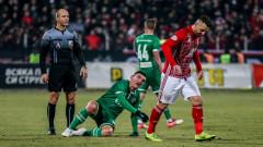 Николай Бодуров: Всеки път срещу Лудогорец сме нервни