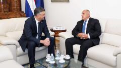 Борисов убеждава Хърватия за Коридор №8 и се бори с изтичането на мозъци