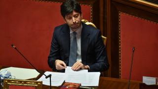 Министърът на здравеопазването на Италия: Прекалено много говорим за футбол, мач Ювентус - Наполи няма да има