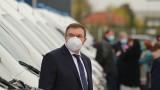 Костадин Ангелов: Провеждането на конгреса на БФС следващия месец не е целесъобразно