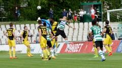 Черно море слага край на негативната си серия срещу Ботев (Пловдив)