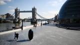 Отливът на висши банкери от Лондон към Европа продължава и след Брекзит