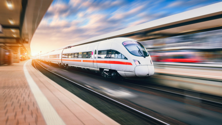 Снимка: Германия обмисля нови €50 милиарда инвестиции в националния си железопътен превозвач