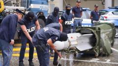 В Италия конфискуваха ракета въздух-въздух от неонацисти, сражавали се в Донбас