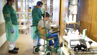 Починалите от коронавирус в Швейцария надхвърлиха 1000