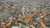 Европа е подложена на ограничен риск от кризата с китайската Evergrande