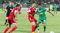 Лудогорец стопира трансфера на свой футболист в Азербайджан