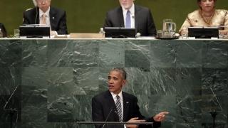 Подкрепете глобализацията, призова Обама от трибуната на ООН