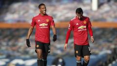 Манчестър Юнайтед спечели гостуването си на Евертън с 3:1