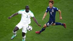Япония и Сенегал завършиха наравно 2:2 в двубой от Група H на Мондиал 2018