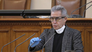 Йордан Цонев: Коронавирусът наложи промяна в ДДС-то