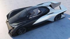 Колата на бъдещето - супербърз самоуправляем... Батмобил