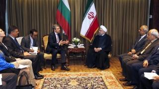 Ставаме врата за ирански фирми за ЕС