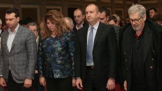 Данаилов сбъднал мечтата си да види Радев президент