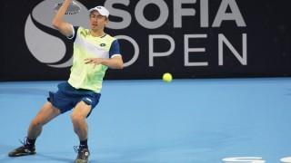 Джон Милман се класира за четвъртфиналите на Sofia Open
