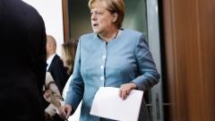 Турция да не се меси във вътрешните ни работи, настоя Меркел