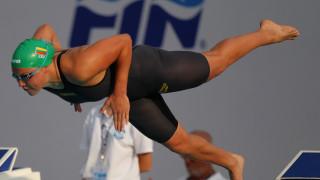 Детето чудо на литовското плуване Рута Мейлутите прекрати състезателната си кариера