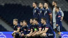 Шотландия ще играе контроли с Люксембург и Нидерландия