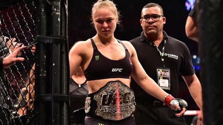 Едно от впечатляващите попълнения в Залата на славата на UFC
