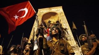 15 юли – ден в памет на жертвите на опита за преврат в Турция