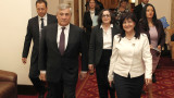 Таяни призова депутатите ни да участват в дебата за бъдещето на ЕС
