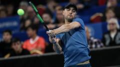 Димитър Кузманов спрян на четвъртфинал в Анталия