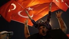 Турция върви към гражданска война, притеснена Илияна Йотова