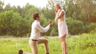 Историята на годежните пръстени