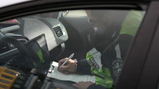 КАТ хвана близо 38 000 шофьори с превишена скорост за седмица