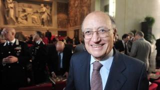 """В Италия почина прокурорът, започнал """"Чисти ръце"""""""