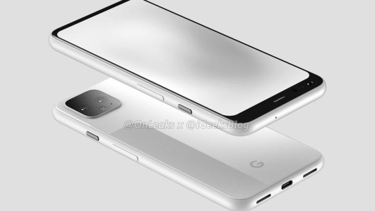Снимка: Новият телефон на Google ще се контролира без докосване на екрана