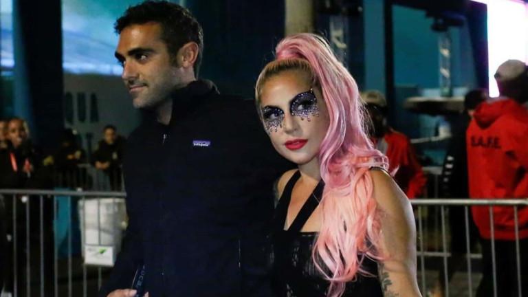 Вече е ясно, че Лейди Гага има нов мъж до