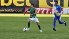 Основни футболисти се завръщат в групата на Берое за дербито с ЦСКА