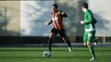Лудогорец изпусна да победи осминафиналист в Шампионската лига